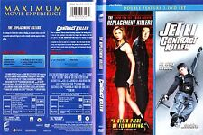The Replacement Killers & Contract Killer (2-DVD Set) Chow Yun-Fat & Jet Li