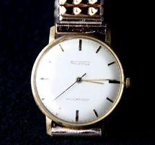 FRICONA Armbanduhr Shockproof Waterproof Stainless Steelback Vintage Herren