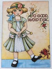 Mary Engelbreit Artwork-Do Good-Handmade Fridge Magnet