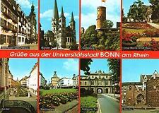 Bonn  -  Beethoven-Geburtshaus - Münster - Godesburg - Am Hof - Sterntor  - 1990