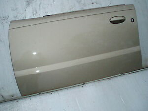 2000 - 2001 SATURN L300 L SERIES WAGON LEFT FRONT DOOR SKIN ONLY OEM