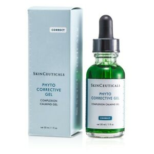NEW Skin Ceuticals Phyto Corrective Gel 30ml Womens Skin Care