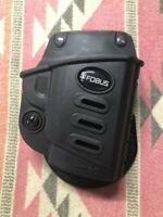 Fobus Evolution Paddle Holster For S&W M&P Bodyguard .380