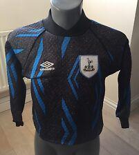 Authentic Tottenham Hotspur 1993-5 Large Boys Goalkeeper Jersey Football Shirt