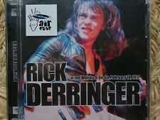 RICK DERRINGER AT THE WHISKY A GO GO FEBRUARY 1977 LET ME IN NEW SEALED