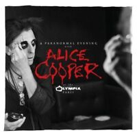 ALICE COOPER A Paranormal Evening With Alice Cooper At The Olympia Paris 2CD NEW