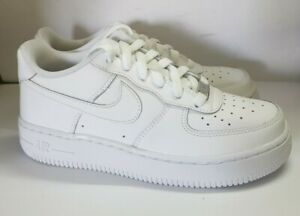 SH1# Nike Air Force 1 Low GS White SIZE UK 3.5/EU 36/23CM