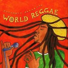 Various Artists : World Reggae Cd (2004)