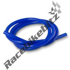 1 mtr Samco 8mm BLUE Vacuum Tubing Air Breather Tube Hose Radiator Overflow Pipe