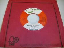 Rock Unplayed NM! 45 KENNY KAREN That's Why You Remember on Big Tree