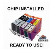 5pk For HP564 XL Ink For Deskjet 3070a 3520 3521 3522 3526 Officejet 4620 4622