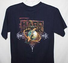 Hard Rock Cafe T Shirt Top Washington DC Unisex Adult HRC Globe Guitar Rocker S