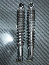 SCOOTER 150CC GY6 CHROME REAR SHOCK ABSORBERS