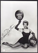 GLORIA DEHAVEN 01 ATTRICE ACTRESS CINEMA MOVIE STAR Cartolina FOTOGRAFICA 1955