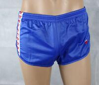 Arena Sprinter Sporthose Nylon Glanzshorts Vintage Shorts Badeshorts XS D4 Neu
