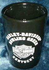 New Harley-Davidson shot glass Bowling Green KY 2008