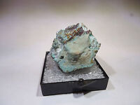 Copper after Aragonite Psuedomorph Floater Corocoro, Bolivia Thumbnail TM #K36