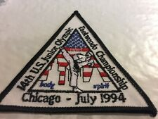 Tae Kwon Do - Chicago Championship 1994 Patch