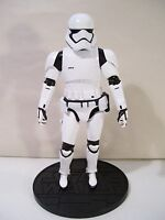 DISNEY STORE STAR WARS THE FORCE AWAKENS STORMTROOPER DIE-CAST ACTION FIGURE