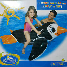 Inflatable Little Pinguin Ride-on by Intex #56558NP