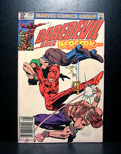 COMICS: Marvel: Daredevil #173 (1981), Frank Miller art - RARE