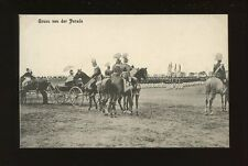 Germany Gruss von der Parade Military Soldiers unposted PPC