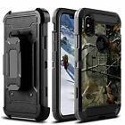 For Apple iPhone Xs Max | iPhone Xs Max Triple Layer Kickstand Case