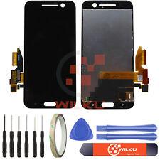LCD für HTC 10  Komplettes Display Schwarz ● Touchscreen Black + Werkzeugset
