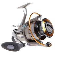 YOSHIKAWA BAITFEEDER Spinning Reel Saltwater Musky Catfish Fish 5000 5.5:1 11BB