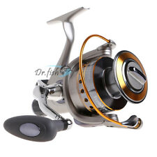 YOSHIKAWA BAITFEEDER Spinning Reel Saltwater Musky Catfish Fish 5000 5.5:1 11BB