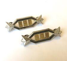Star Trek Movie Era Captain Pins (set of 2)