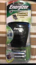 ENERGIZER Recharge Charger for AA and AAA