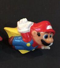 NINTENDO Super Mario World Flying Mario Vintage Figure PIN JAPAN RARE