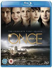 Once Upon a Time - Season 1 [Blu-ray] [Region Free] [DVD]