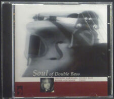 CD YASUNORI KAWAHARA / RAINER HOFFMANN - soul of double bass, ovp