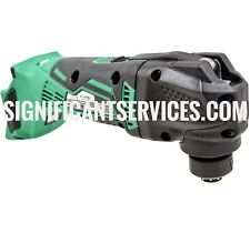 Hitachi CV18DBLP4 18V Brushless Cordless Li-Ion Oscillating Multi-Tool New