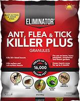 20 Lb Ant Killer Yard Granules Flea Tick Control Outdoor Insect Bug Ants Bait