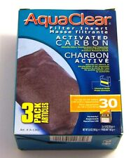 Aquaclear 30/150 Carbon Inserts- Value 3 - Pack