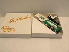 Winross Ken Schrader~American Racing Series #4~Kodiak Racing Transporter