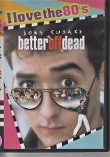 Better Off Dead 2008 I Love the 80s Widescreen Edition John Cusak