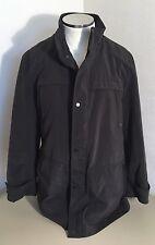 100% Authentic Alfani Trench Coat Style Jacket 6 Pockets Size Large..Men's