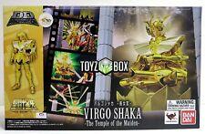"""In STOCK Saint Seiya D.D. Panoramation """"Virgo Shaka"""" Maiden Temple Action Figure"""