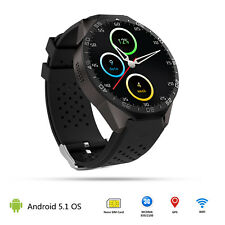 Smartwatch KW88 3G Reloj Intelige Android 4GB Bluetooth WiFi GPS SIM Para iPhone