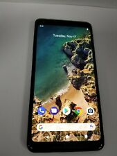Google Pixel 2XL 64GB Black G011C (Unlocked) Great Phone Discounted JW9932