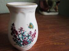 """Vintage Porcelain MINI VASE Alaska Fireweed IAAC EXCLUSIVE 2 1/2"""""""