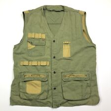 Vintage Paco Made In Italy Hunting Vest M/L