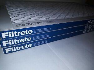3M Filtrete 3 Pack Air Filters 16x25x1