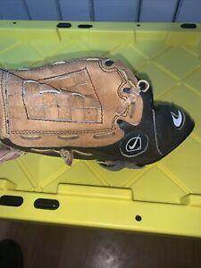 "Nike Diamond Ready 11"" Leather Baseball Glove KDR1100  Left Handed"