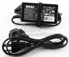Genuine Dell 45W AC DC Power Adapter Charger w Power Cord FA45NE1-00 W34YT