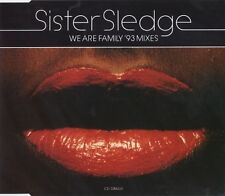 SISTER SLEDGE  We Are Family '93 Mixes  4x cds 1993 Germany Sure Is Pure